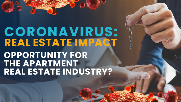 Coronavirus: How It Is Already Impacting Apartment Investing